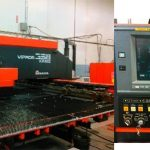Used AMADA Vipros KING II 358 CNC Turret Punch 1999