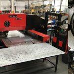 USED AMADA COMA 506072 CNC Turret Punch