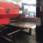 USED Amada Pega 357 33 Ton Turret Punch