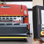 Refurbished Amada RG-80 Press Brake