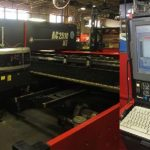 Amada AC 2510NT CNC Turret Punch Press