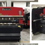 Amada RG 50 Press Brake For Sale