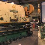 Cincinnati Series 13 400 ton press brake for sale