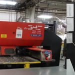 Used Amada Pega 345 King Turret Punch Press