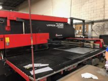 AMADA VIPROS 358 KING II  YEAR 2001